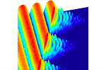 Observation of a Dissipation-Induced Classical to Quantum Transition