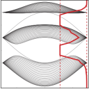 Anomalous Hall effects of light and chiral edge modes on the Kagomé lattice