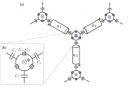 Time-reversal-symmetry breaking in circuit-QED-based photon lattices